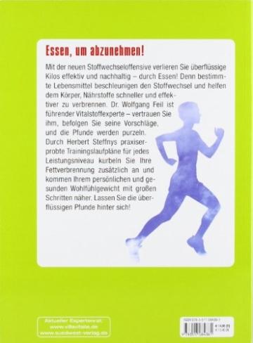 Die Lauf-Diät: richtig essen - richtig laufen - richtig schlank - 2